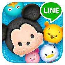 LINE- Disney -Tsum -Tsum-1
